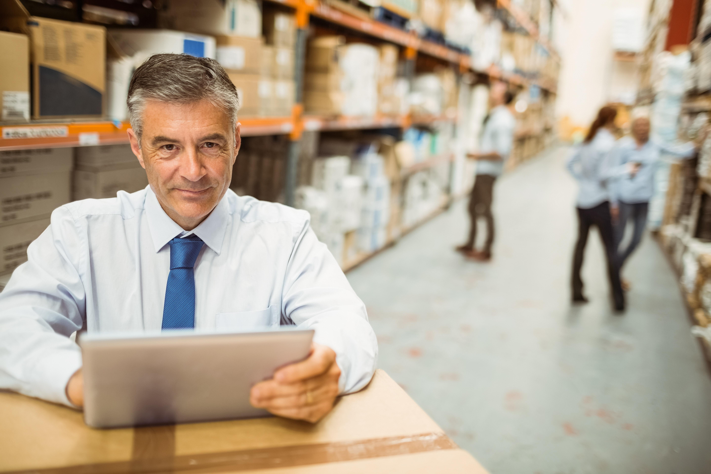 Menedżer do spraw logistyki